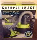 THE SHARPER IMAGE Vacuum Cleaner AUTO VACUUM